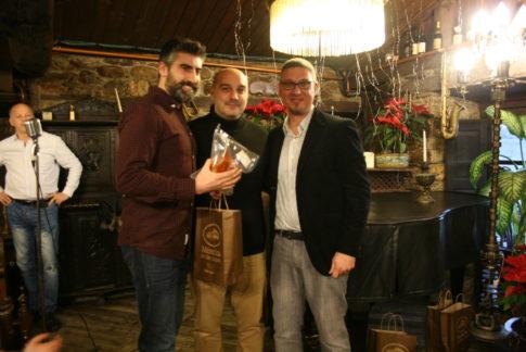 Entrega de premios X Ciberbotillada