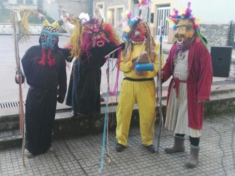 Farramacos 2018 Toreno. Plumilla Berciano