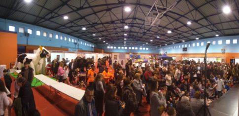 Feria Las Candelas Toreno 2018. Plumilla Berciano